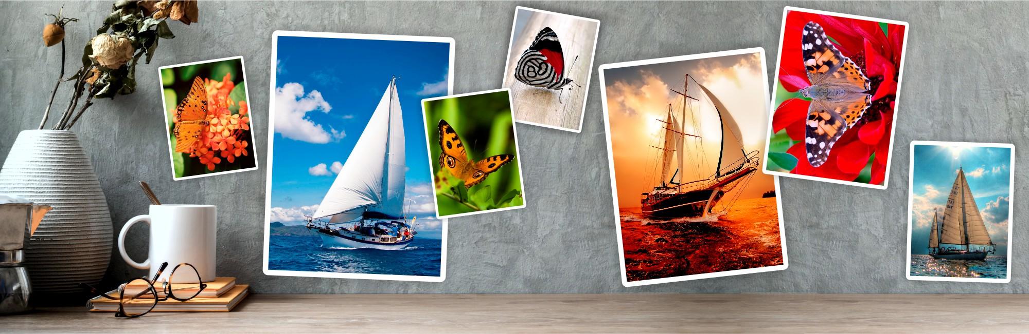 Afișe publicitare de exterior cu diferite dimensiuni pentru promovare, decorare, informare sau prezentare. Print rezistent la apă și radiațiile solare UV. Livrare rapidă prin curier.